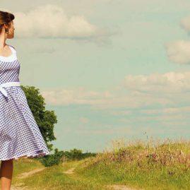 50er-Jahre Textilkollektion