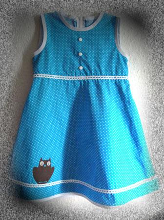 Kinderkleid Weitblick