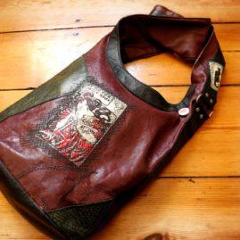 Umhängetaschen Leder – Unikate