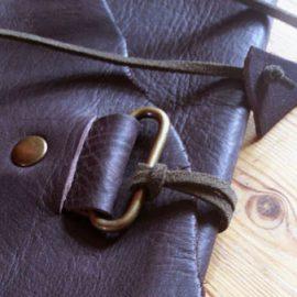 Stiftetaschen, Utensilientaschen Leder