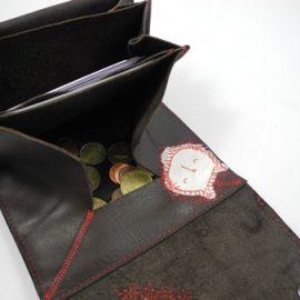 große Portemonnaies, Geldbörsen