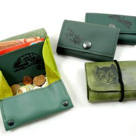 kleine Portemonnaies, Geldbörsen
