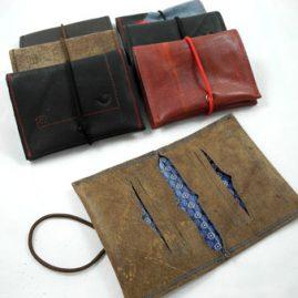 Kartentaschen ohne Kleingeldfach