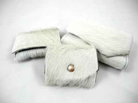 Fellkollektion Porti, Schlüsseltasche, Tabaktasche
